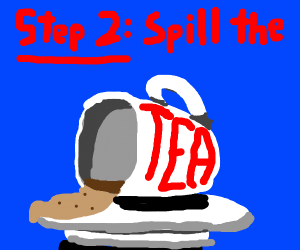 step1 microwave kermits tea
