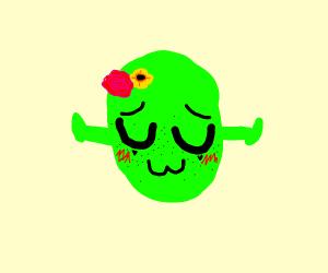 Shrek but AESTHETIC