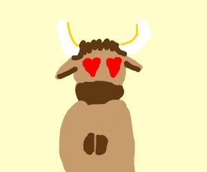 Lovely Minotaur