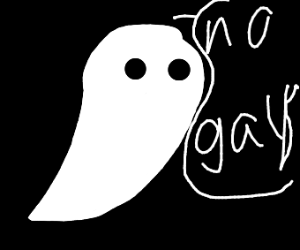 ghost against gey rights