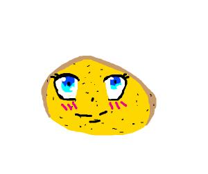 Anime potato