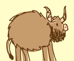 Round Bison