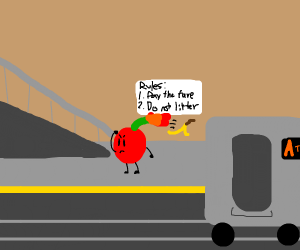 A cherry bomb blatantly disregards the rules