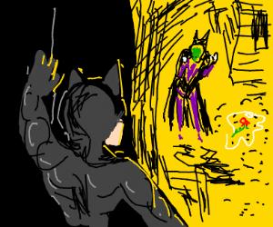Batman Finds his parents alive