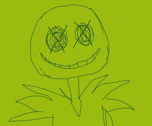Jack the skeleton king dies for real