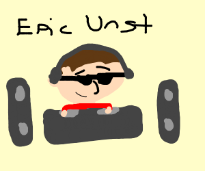 epic dj booth, unst unst unst unst,