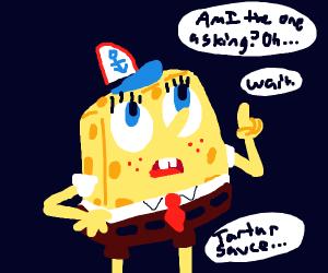 SpongeBob Ask A Question