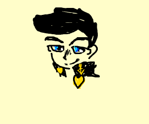 Josuke but only 3 colors pio