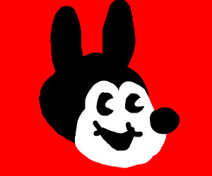 Mickey Mouse is a Bunny