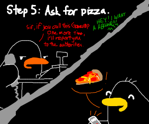 Step 4: call them