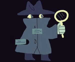 glitch detective