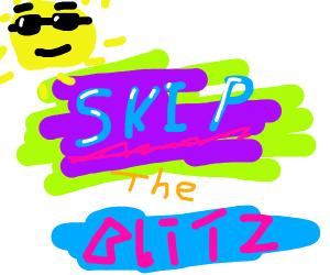(skips blitz mode caption)