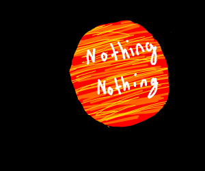the world of NOTHING