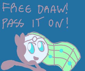 free draw bois