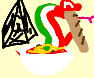 italian snake