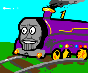 Thanos the Train