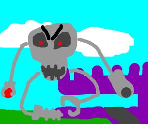 Skeletron Prime (terraria)