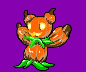 Pumpkin Maractus