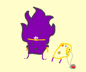 Thanos Kars (JoJo+Marvel)