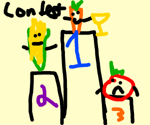 vegetable contest