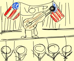 guitar for governor