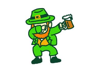 Dab of the Irish