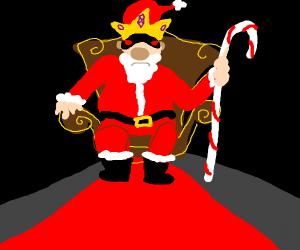 Lord Santa, Christmas King