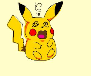 dizzy pikachu