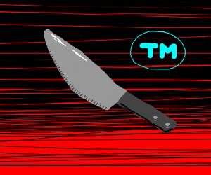 A Knife TM