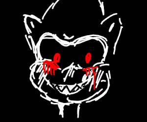 sonic the demon hedgehog