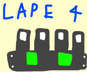 lape 4