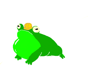 Toad Construction Worker