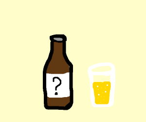 Mysterious Beer