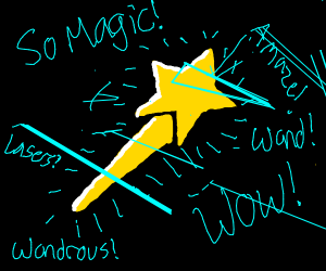 The Star Wand!