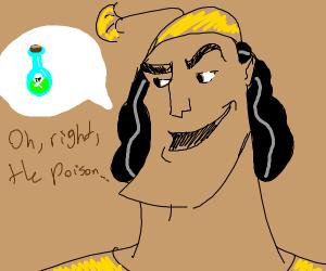 kuzco's poison
