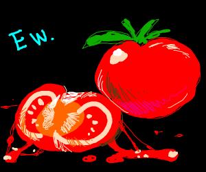 Gooey Tomato