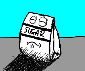 Elated sugar! :D