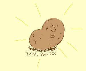 Draw a potato
