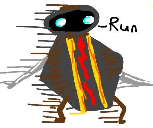 Bob from smg4 saying run