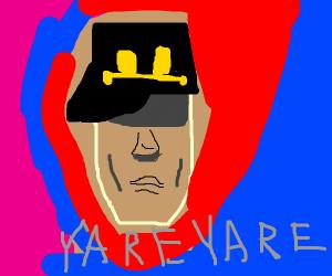 Jotaro: Yare Yare Daze