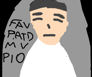 Fav P!ATD music video PIO