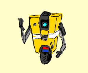 Borderlands Robot