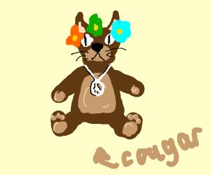 hippie cougar