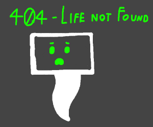 Err. life not found