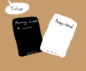 Cards against Humanity (for kids)