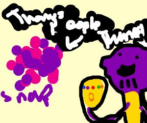 A world of many Thanos's
