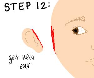 Step 11: Get a hearing aid