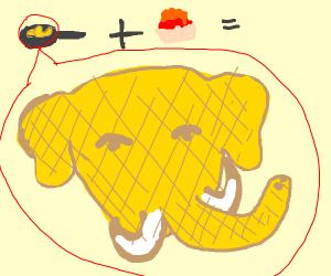 Pancake Elephant