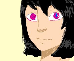 wierd eyes