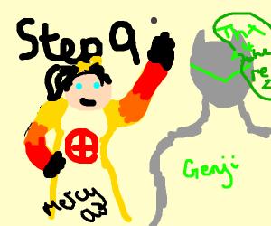 step 9. Get revived